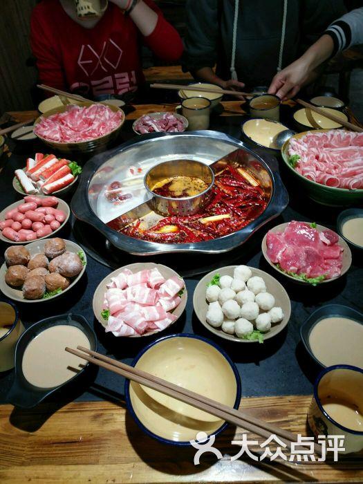 高州图片老灶美食-火锅-商丘记忆-大众点评网什么重庆美食有图片