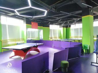 已新乒乓球俱乐部(中德8店)