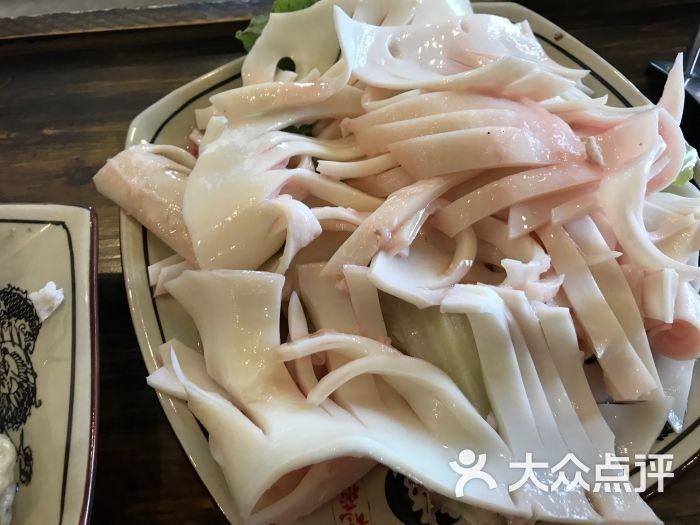 重庆小龙坎生态火锅黄喉和千层肚图片 - 第4张