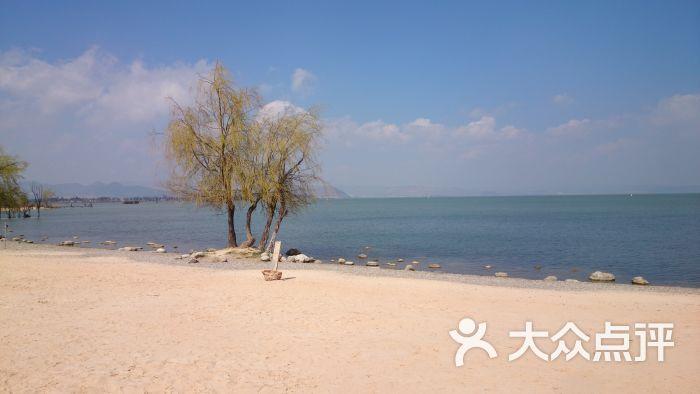 晋宁沙滩公园_昆明滇池南岸沙滩主题公园-图片-晋宁县周边游-大众
