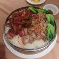 虾酱五花肉腊味笼仔饭图片