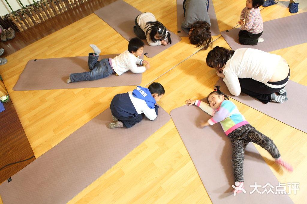 儿童瑜伽公益课堂