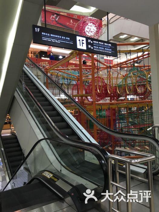 华燕奥特莱斯购物中心-图片-哈尔滨购物