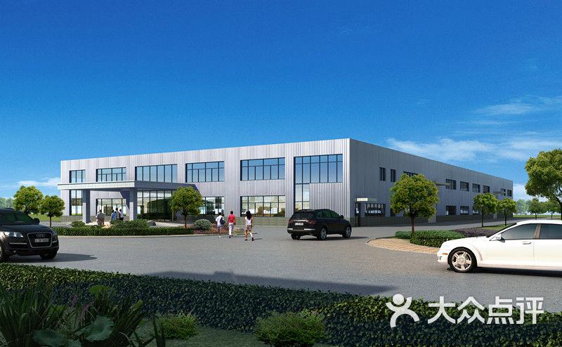 公司自建工厂设计图图片