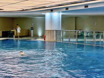 西宁新华联索菲特大酒店游泳池