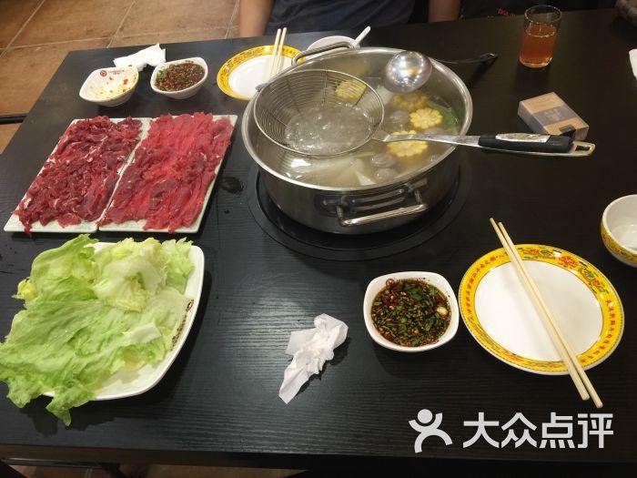 大吉利潮汕牛肉火锅(河西店)图片 - 第3张