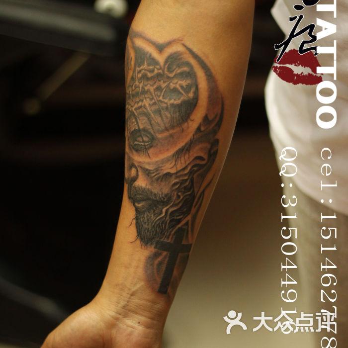 贵阳纹身 刺青 耶稣纹身 纹身图案大全