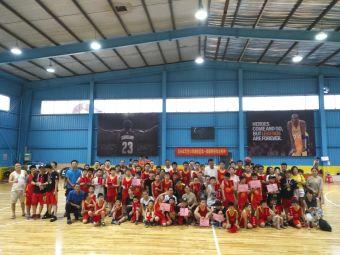 成长体育青少年篮球
