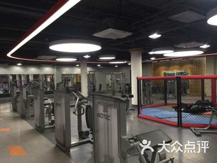 力酷威尔连锁游泳健身会所-图片-重庆运动健身