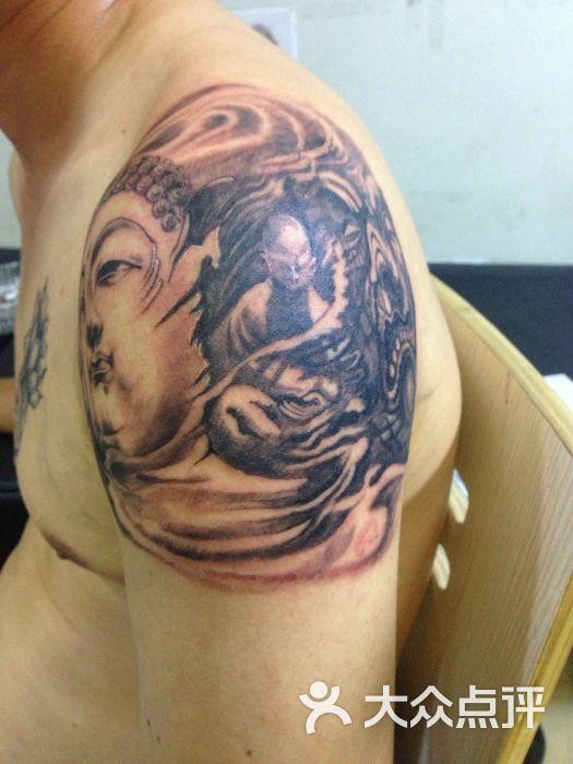 蜗牛刺青图片 - 第12张