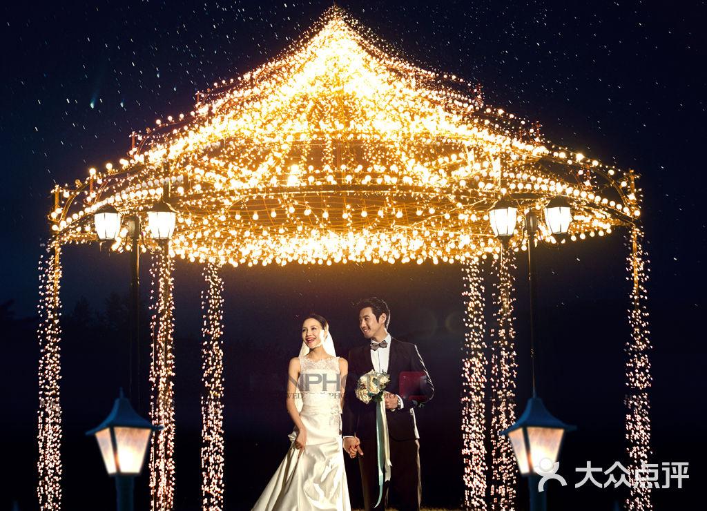 【夜景婚纱照-结婚套餐】-凯瑟琳婚纱摄影-大众点评网