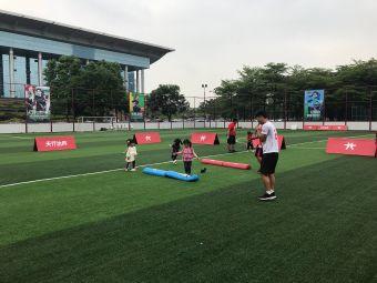 天行达阵青少年橄榄球学院(顺德校区)