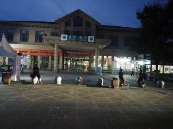 中国石化清河服务区加油站