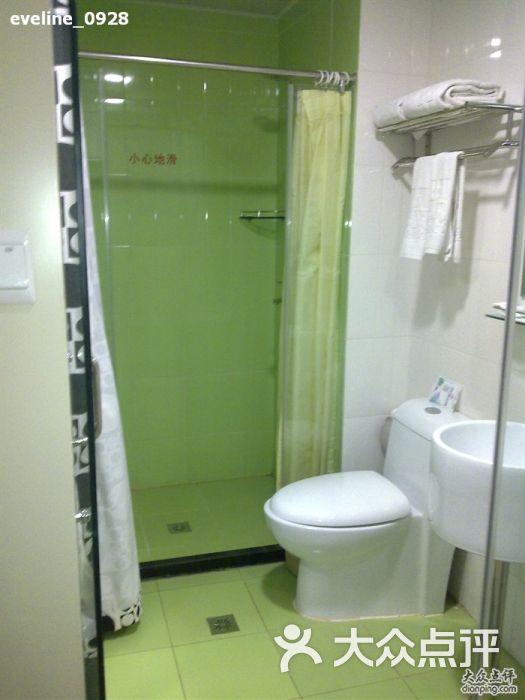 中立快捷酒店 卫生间图片 昆明酒店高清图片
