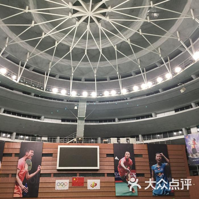 岭南明珠体育馆怎么样