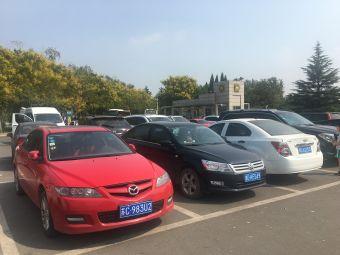台儿庄大战纪念馆停车场