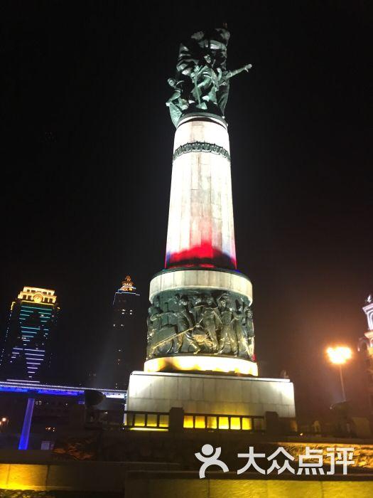 人民防洪胜利纪念塔图片 - 第14张