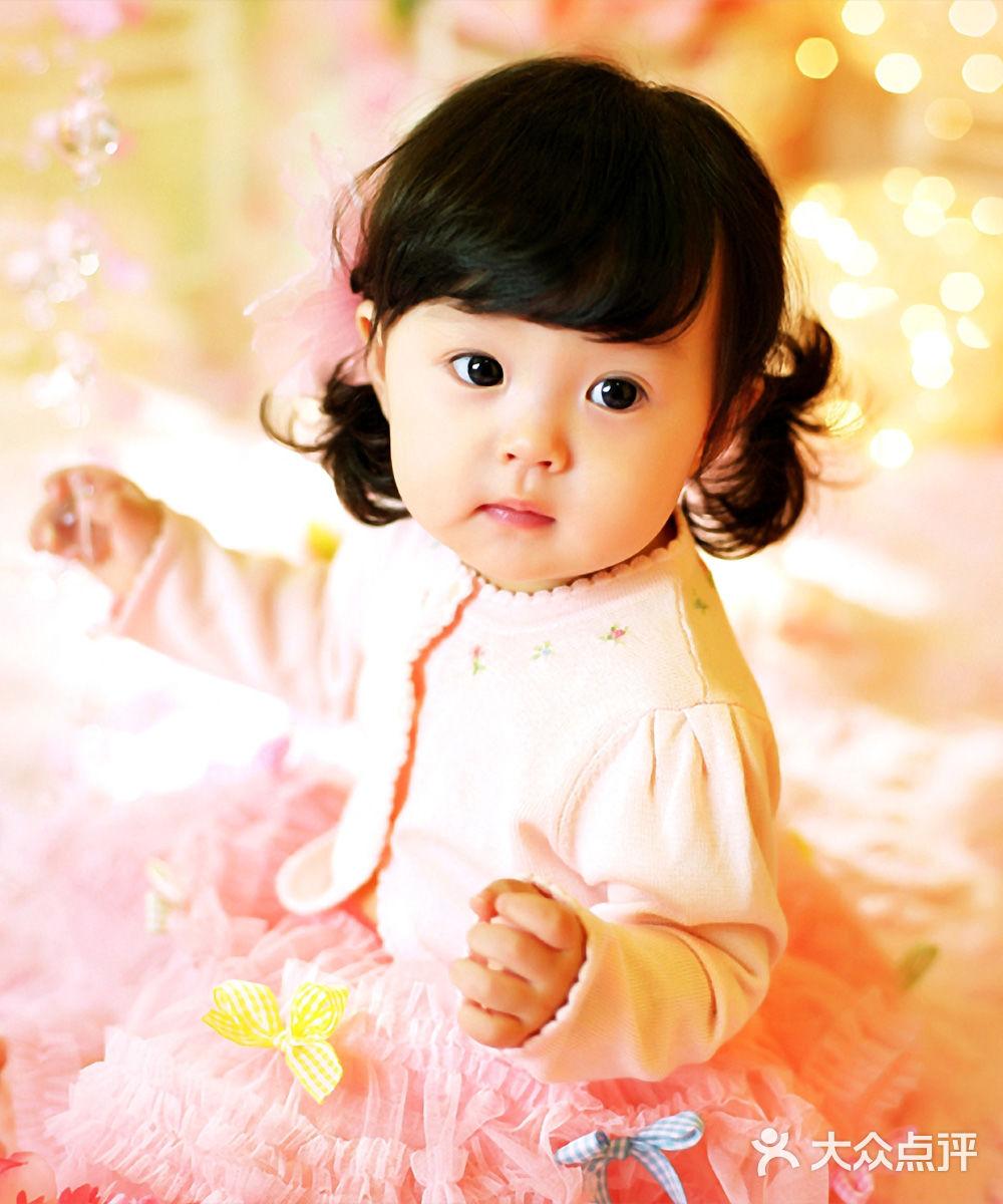 【呆萌可爱-亲子套餐】-泡泡糖儿童摄影-大众点评网