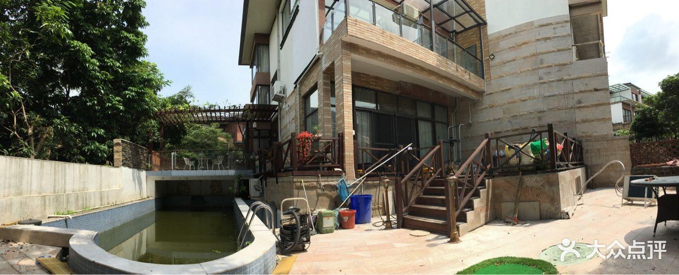 2905泳池轰趴别墅--外观图片-深圳酒店-大众点评网