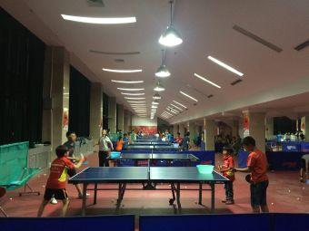 乒协青少年乒乓球体育俱乐部