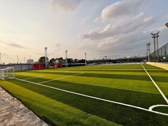 足智体育·伦教鸡洲足球主题公园