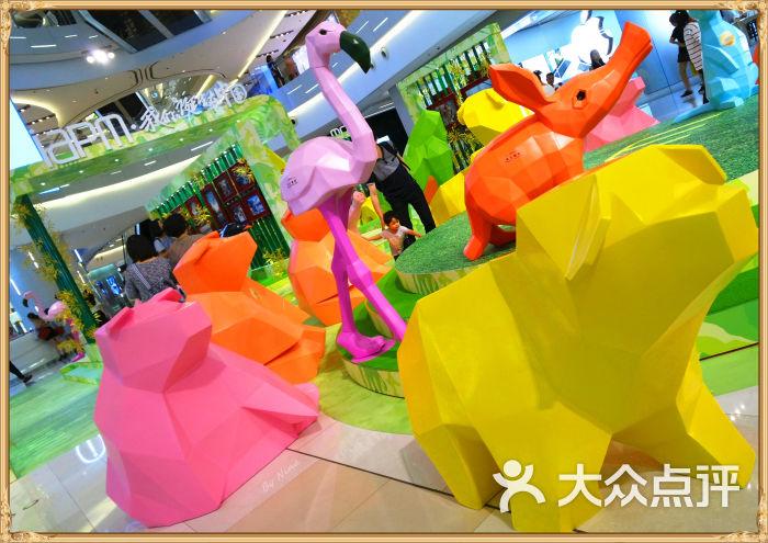 夏日动物王国主题展-动物模型图片-上海休闲娱乐