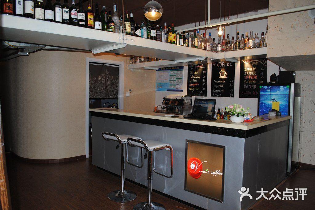 咖啡馆吧台