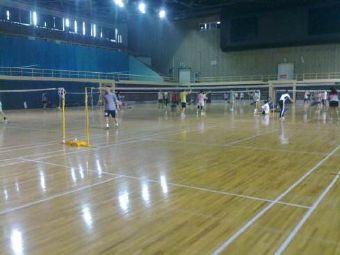 扬州体育公园综合类球馆