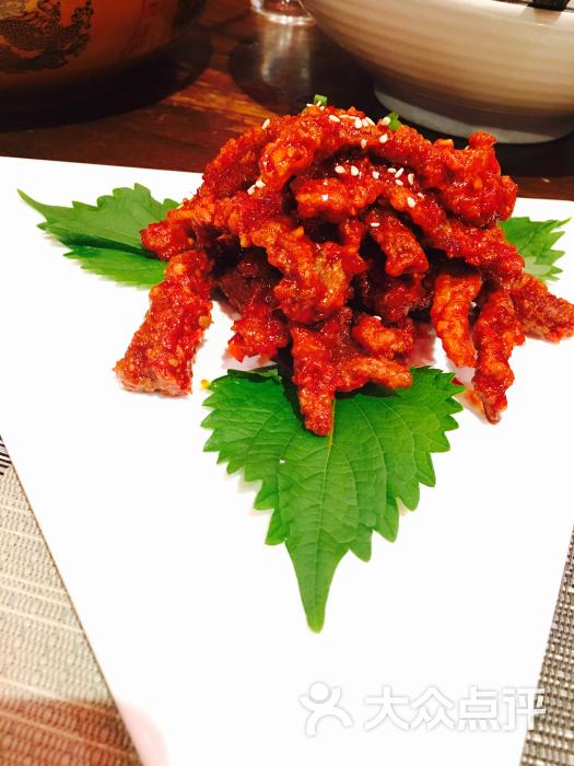 四川饭店(新街口店)牛肉图片 - 第1张