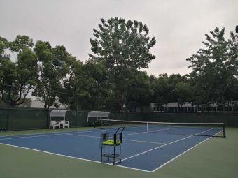 书法大厦网球场