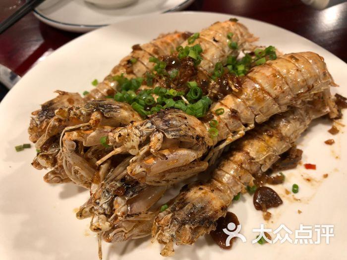 蚝虾唐海鲜烧烤火锅餐厅皮皮虾图片 - 第5张