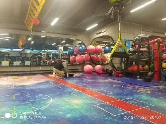 第一体育长沙当代滨江健身馆