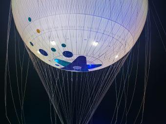 椰风寨海洋热气球嘉年华