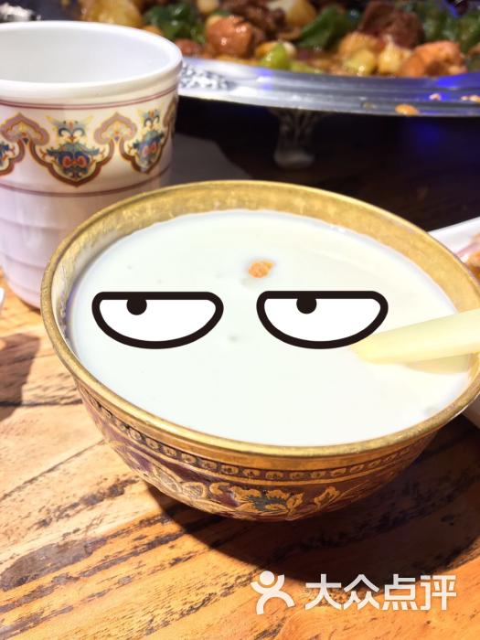 天山明珠(cbd万达店)-手工现酿酸奶图片-青岛美食