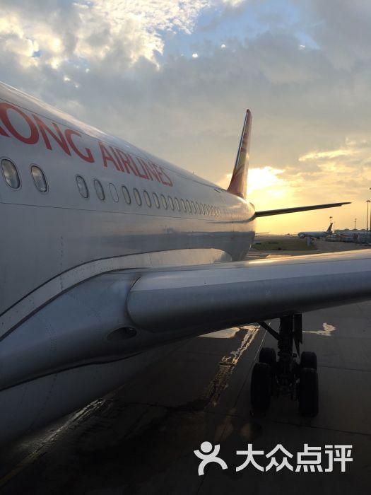 飞机图片-香港生活