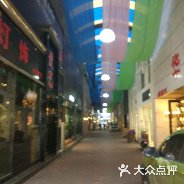 辉煌灯饰城水碾河总店停车场图片-北京停车场-大众