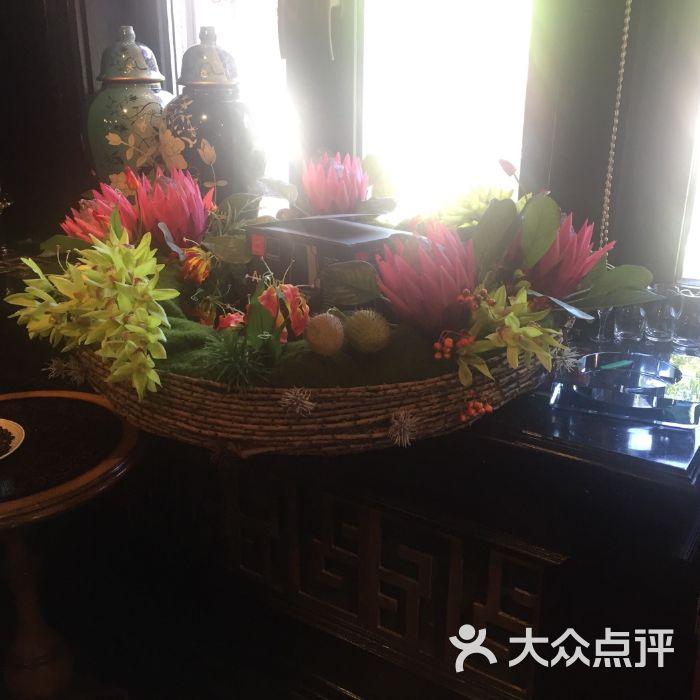 117花园别墅婚宴别墅重庆交漫山中图片