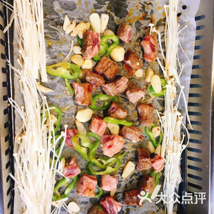 千纸鹤嫩汁烤肉图片-北京烧烤-大众点评网
