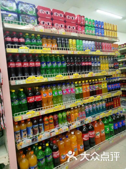 好又多超市饮料区1(可口可乐.百事可乐)图片 - 第5张图片