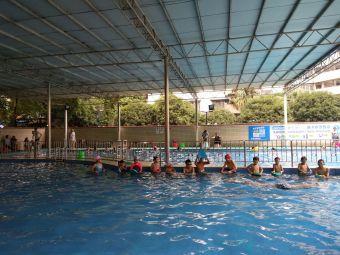 中山花园游泳池