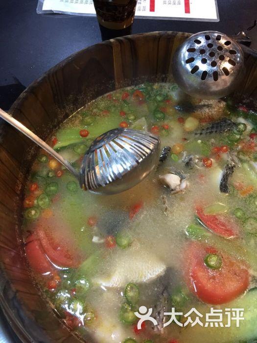 高府石头木桶鱼--其他图片-阳江美食-大众点评网
