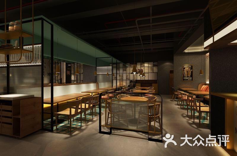 煲王爷茶餐厅大堂图片 - 第3张图片