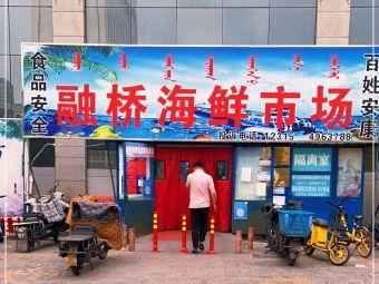 融侨海鲜市场-停车场
