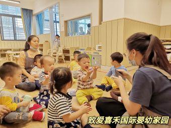 致爱喜禾国际婴幼家园(托育远洋店)