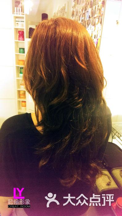 最受欢迎的烫发/懿伦形象/私人发型定制图片