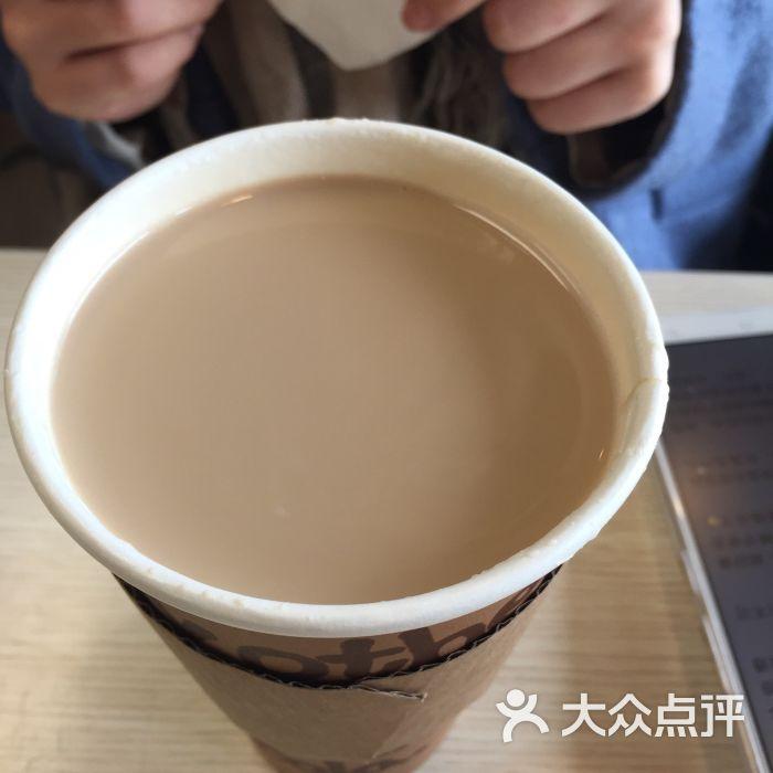 熊猫一间店欧式奶茶铺的点评