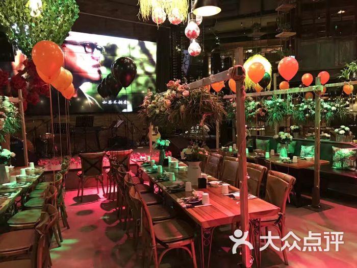 胡桃里音乐酒吧餐厅图片 - 第4张
