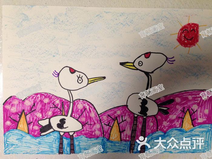育畅画室儿童画作品12图片 - 第14张