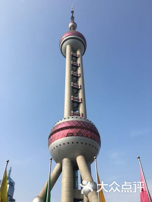 东方明珠塔--其他图片-上海景点-大众点评网