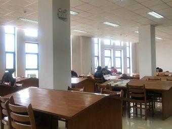 烟台大学-逸夫图书馆